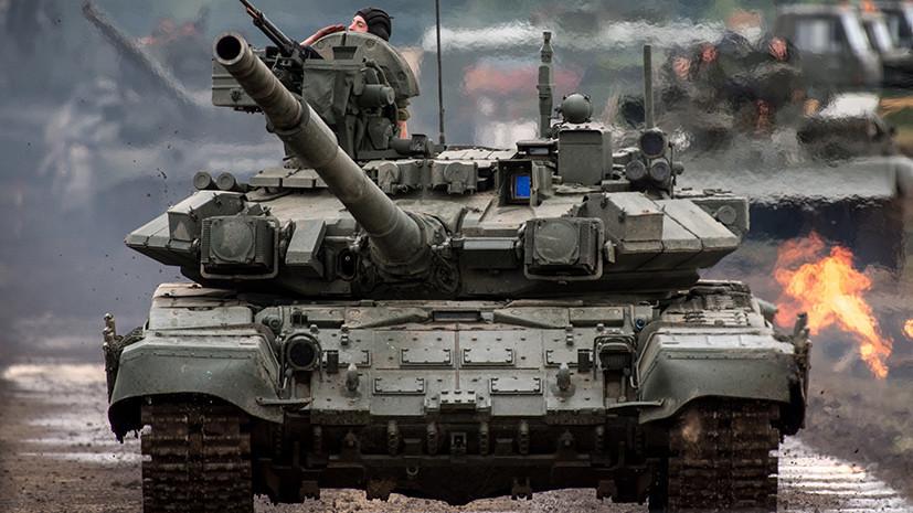 Танковый прорыв: как проходит модернизация основных боевых машин российской армии