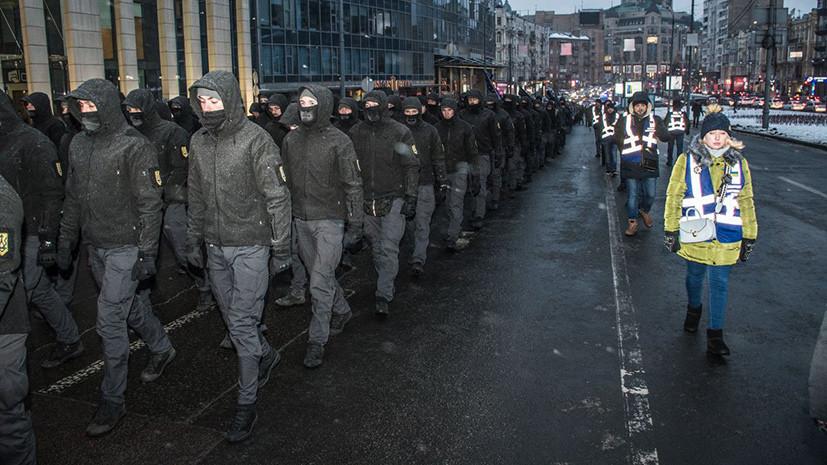 «Карманные армии»: зачем Киеву нужны «Национальные дружины»