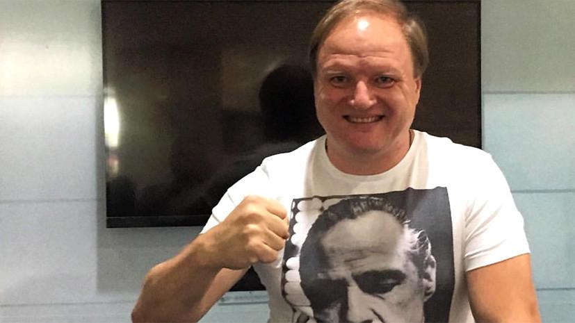 «Война со всем хорошим, что есть в России»: Хрюнов о решении МОК, бое Гассиева и личности Ковалёва