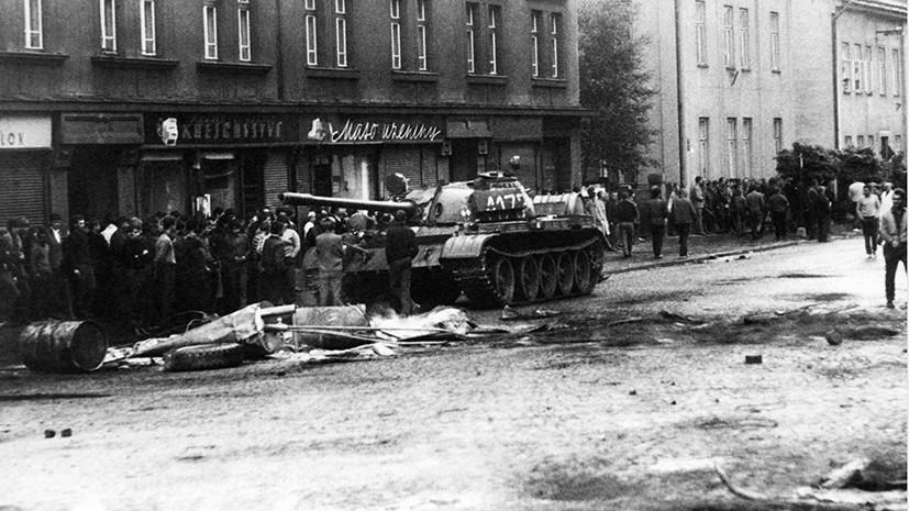 «Был расчёт спровоцировать СССР»: почему «Пражская весна» закончилась провалом