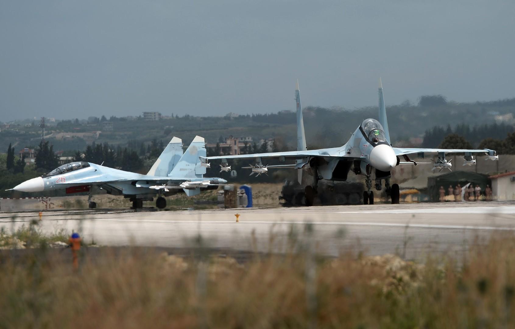 Минобороны предотвратило атаки террористов с применением дронов в Сирии