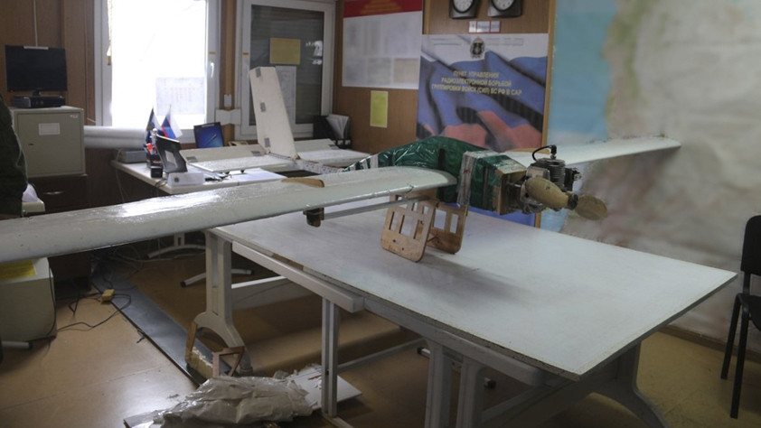 Минобороны опубликовало фотографии атаковавших Хмеймим и Тартус беспилотников
