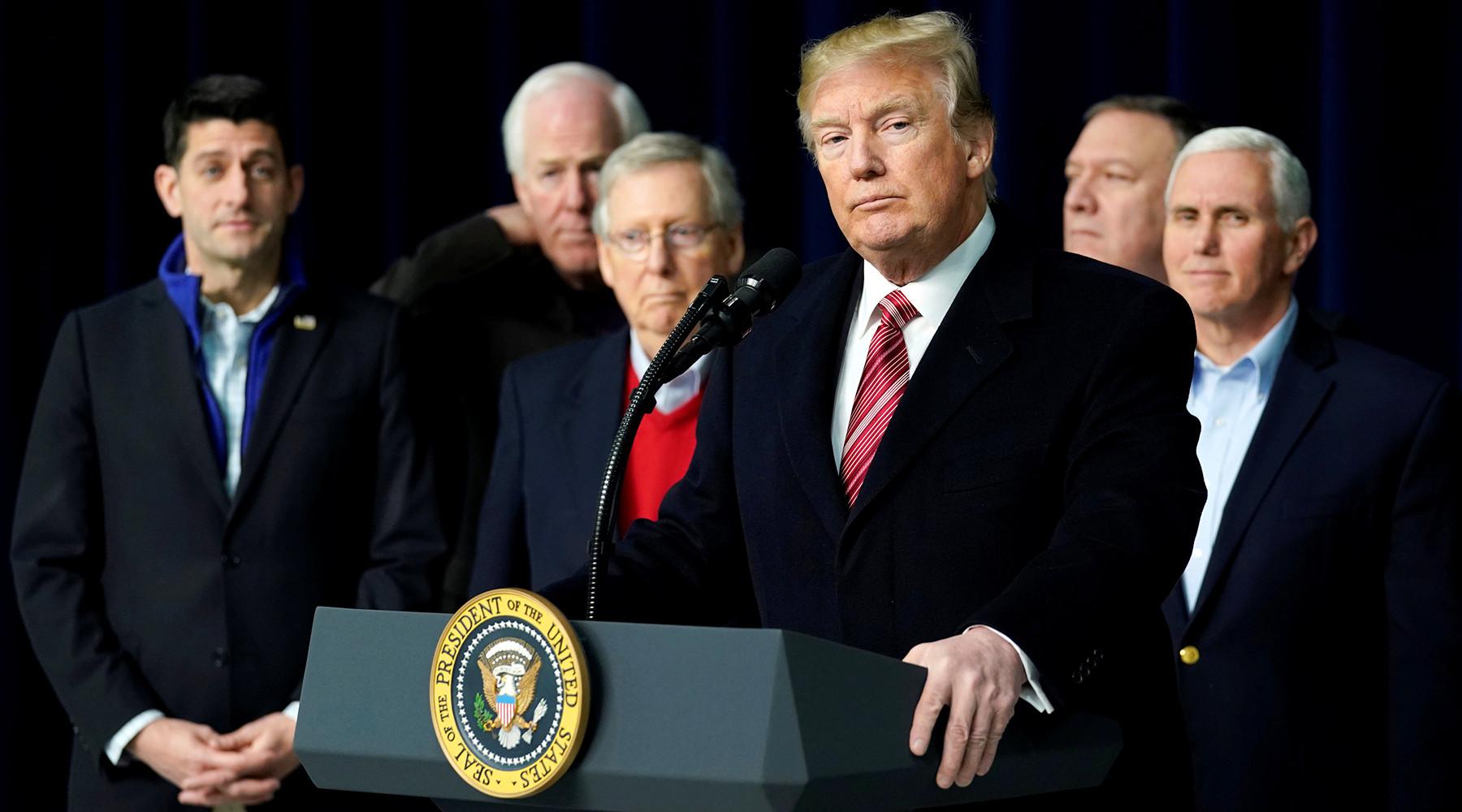 От первого лица: спецпрокурор США добивается допроса Дональда Трампа по «российскому делу»