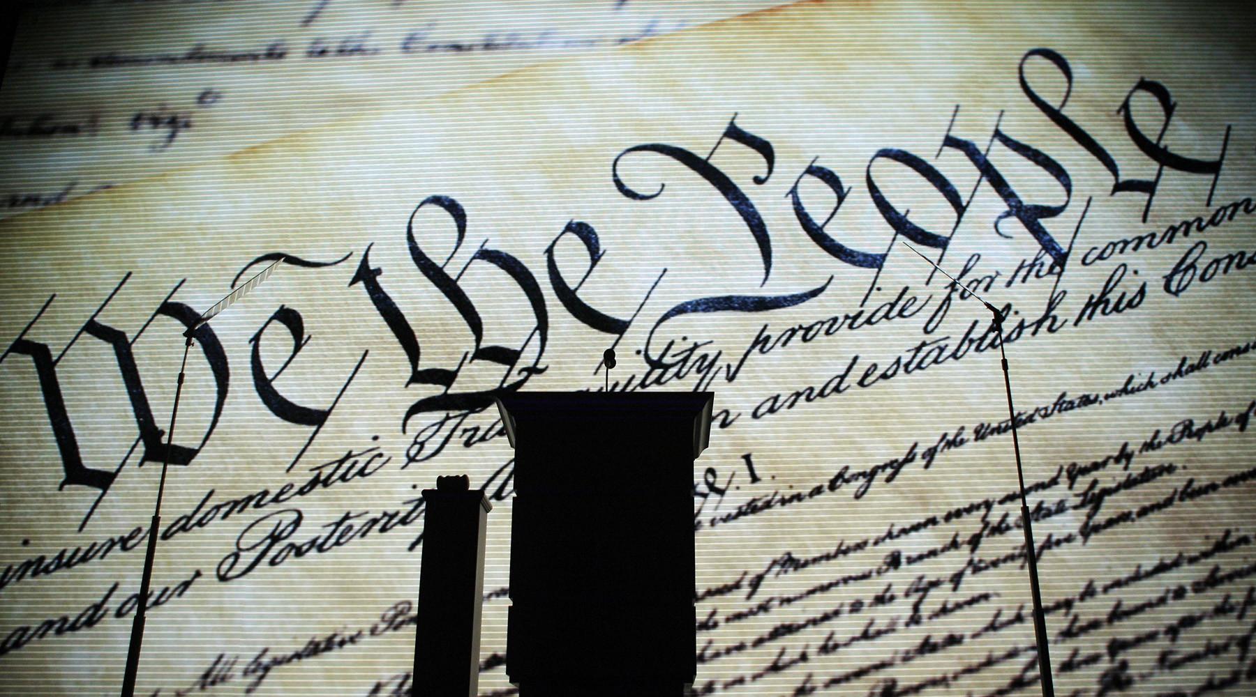 Как США хоронят первую поправку к Конституции