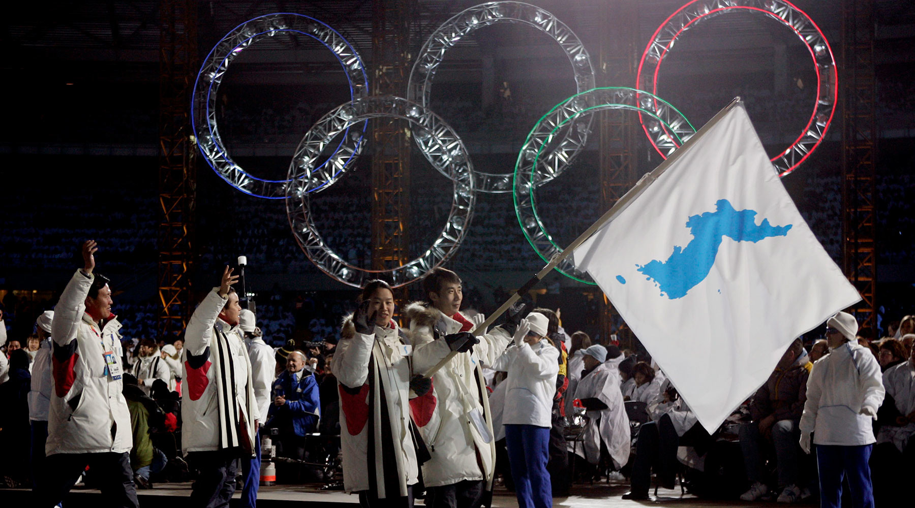 В КНДР согласились послать делегацию в Пхёнчхан на зимние Олимпийские игры
