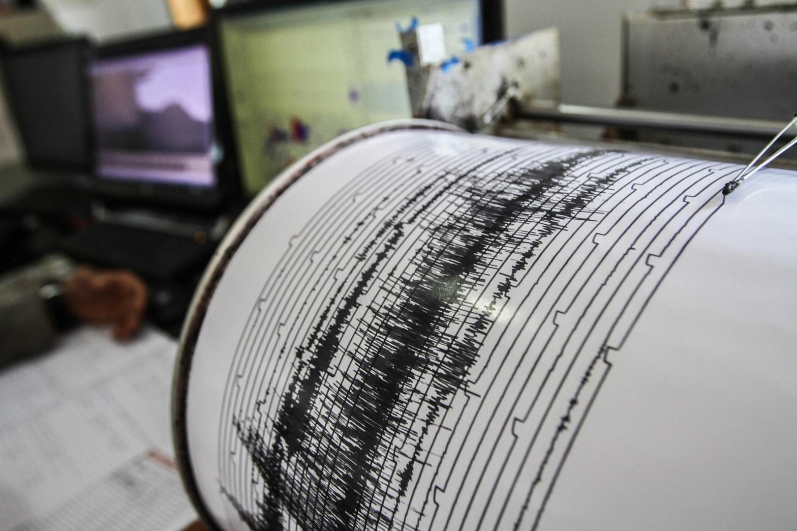 Упобережья Гондураса случилось землетрясение магнитудой 7,8