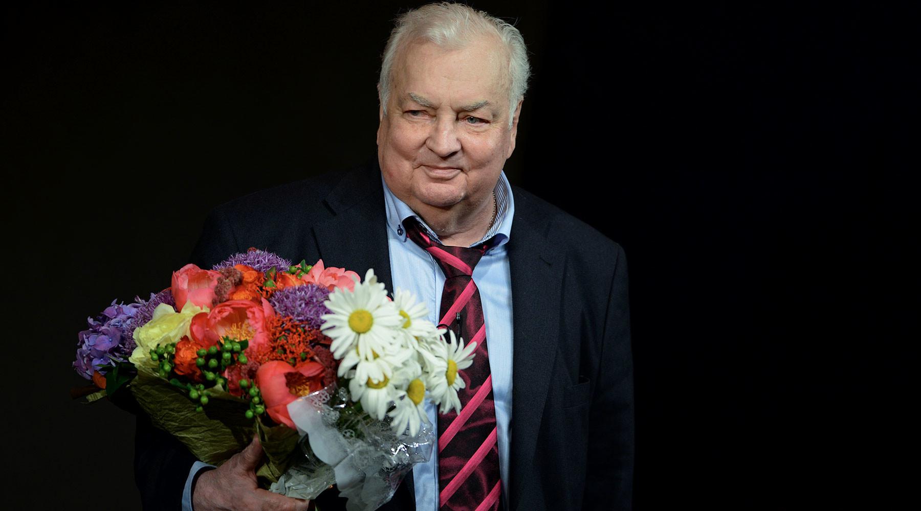 На 82-м году жизни скончался актёр Михаил Державин