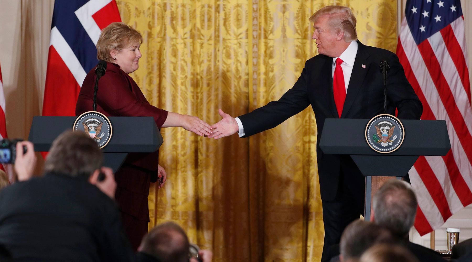 Трамп рассказал о преимуществах хороших отношений с Москвой