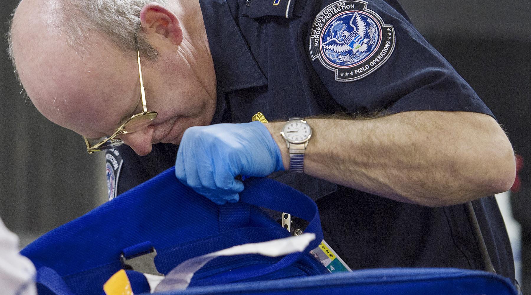 Американские пограничники пропустили грузы с радиоактивными материалами, которые могли попасть к террористам