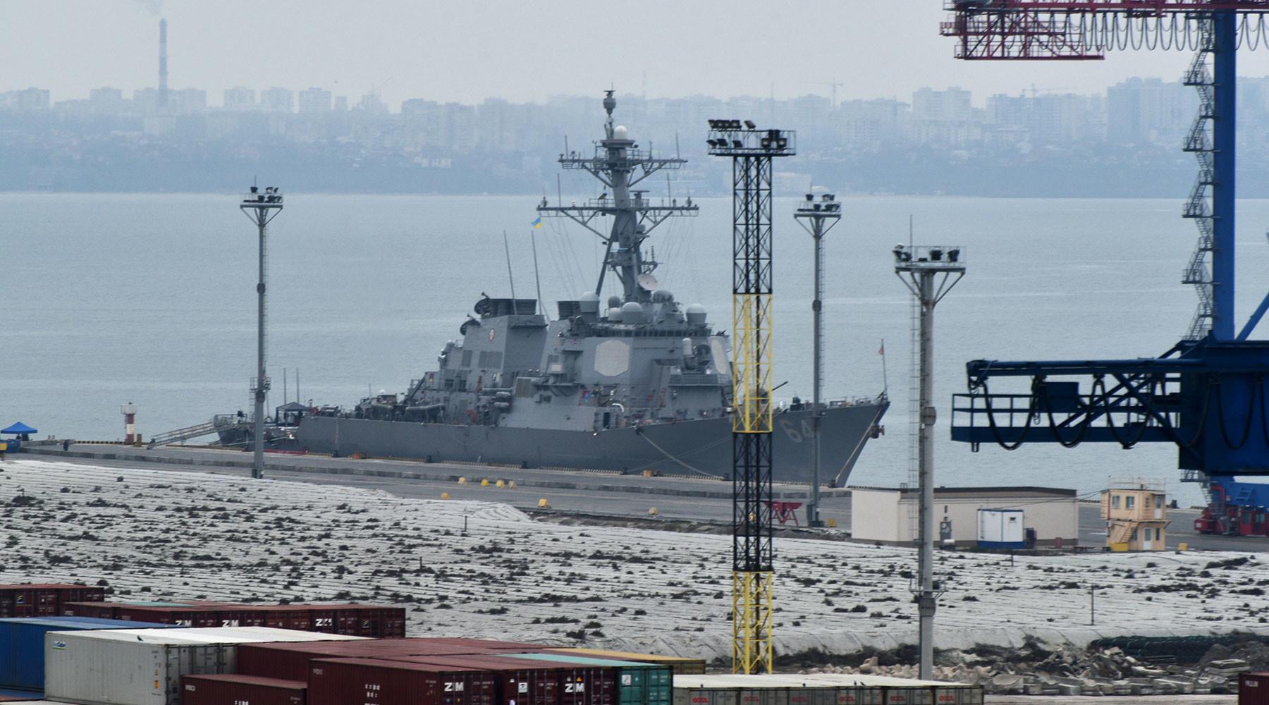 «Триумф» в Севастополе: как Россия усиливает систему ПВО в Крыму