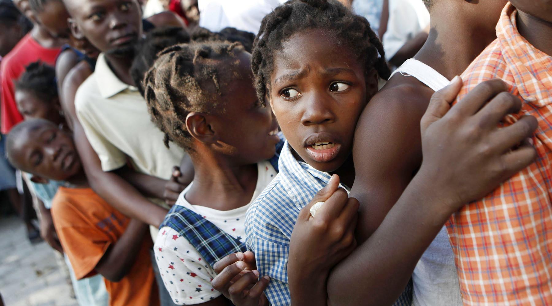 Трамп признал, что строго  высказался омигрантах изГаити иАфрики