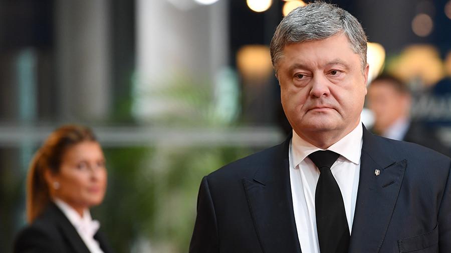 Грузинское досье: Украина назвала фейком сообщения о письмах Порошенко в ФСБ