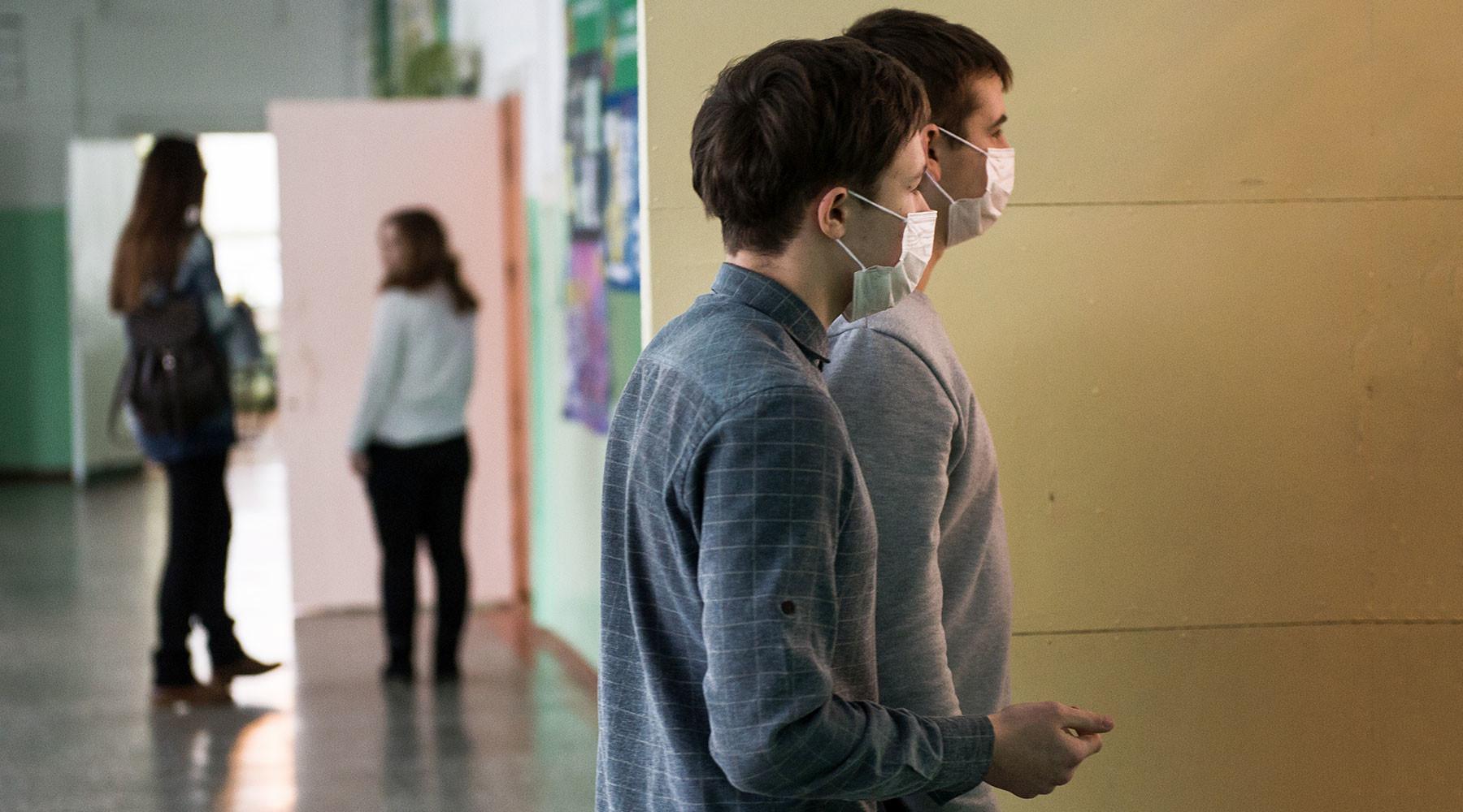 Что привело к распространению гепатита А на Украине