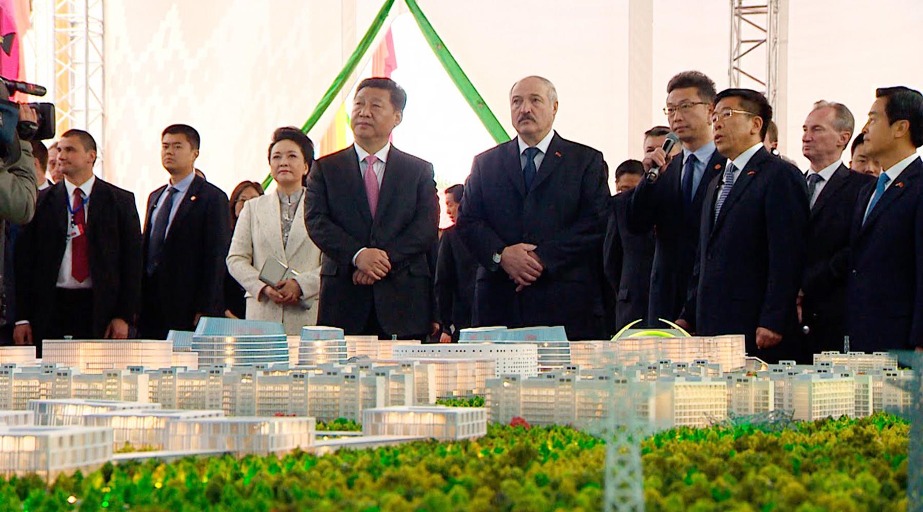 Превратится ли Белоруссия в склад китайского ширпотреба