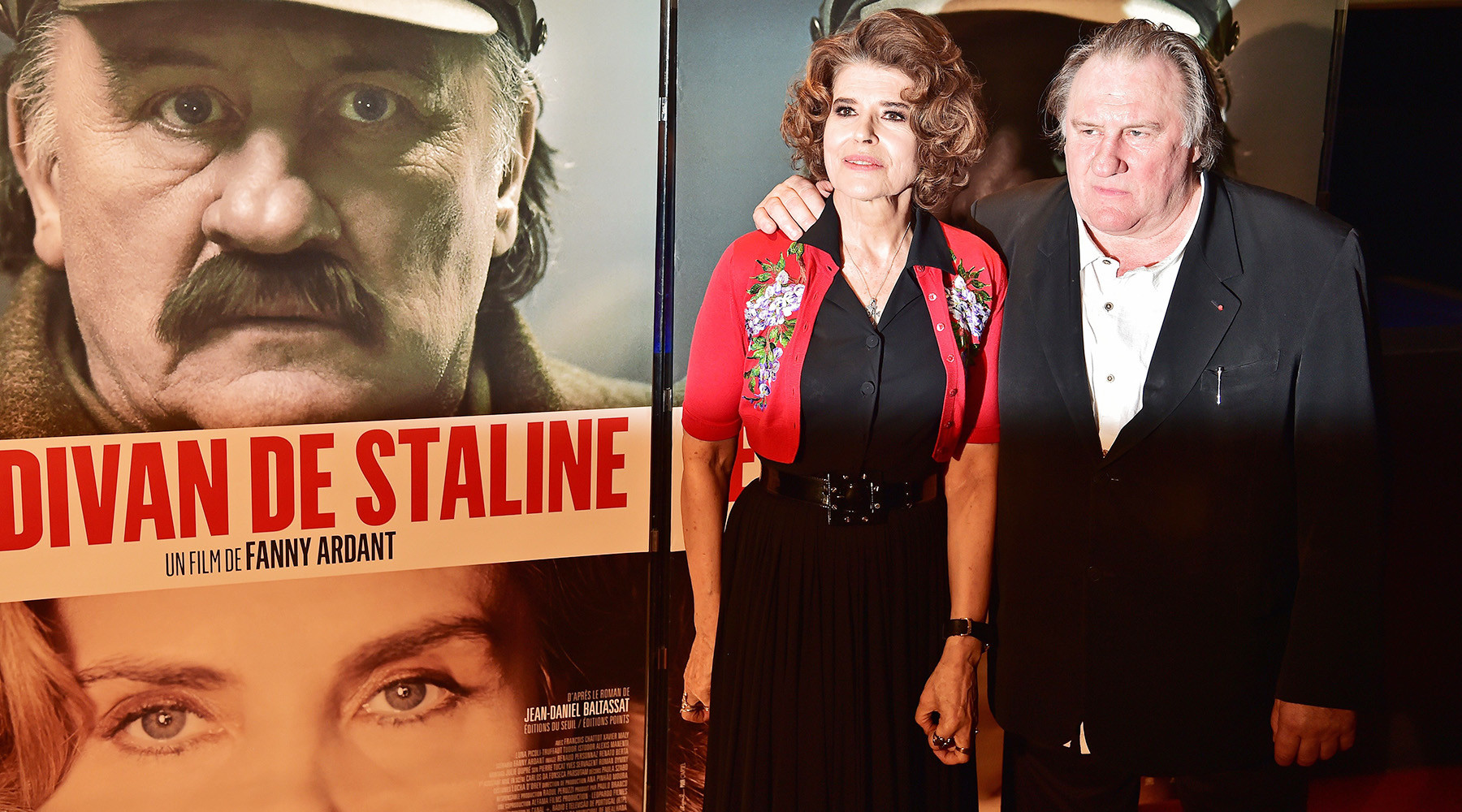 Фанни Ардан рассказала RT о фильме «Диван Сталина» и демонизации России