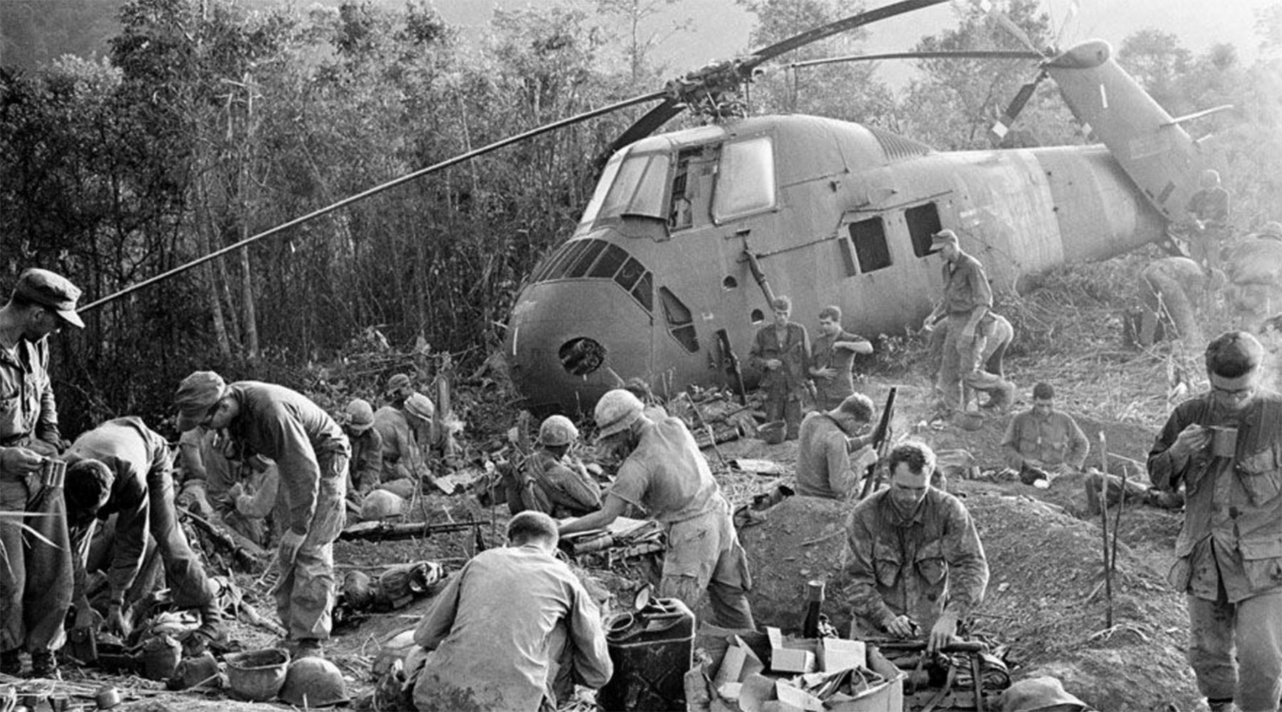 «Столкновение миров»: 45 лет назад США проиграли войну во Вьетнаме