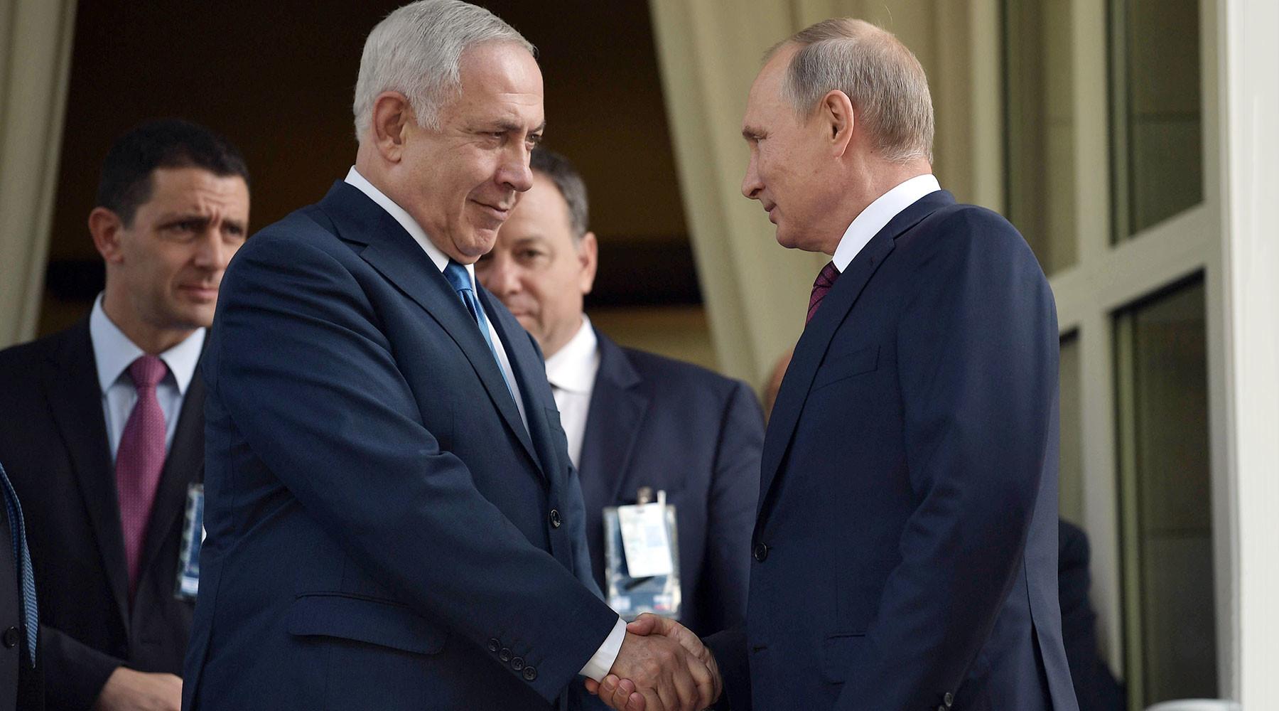 Зачем Биньямин Нетаньяху едет в Москву