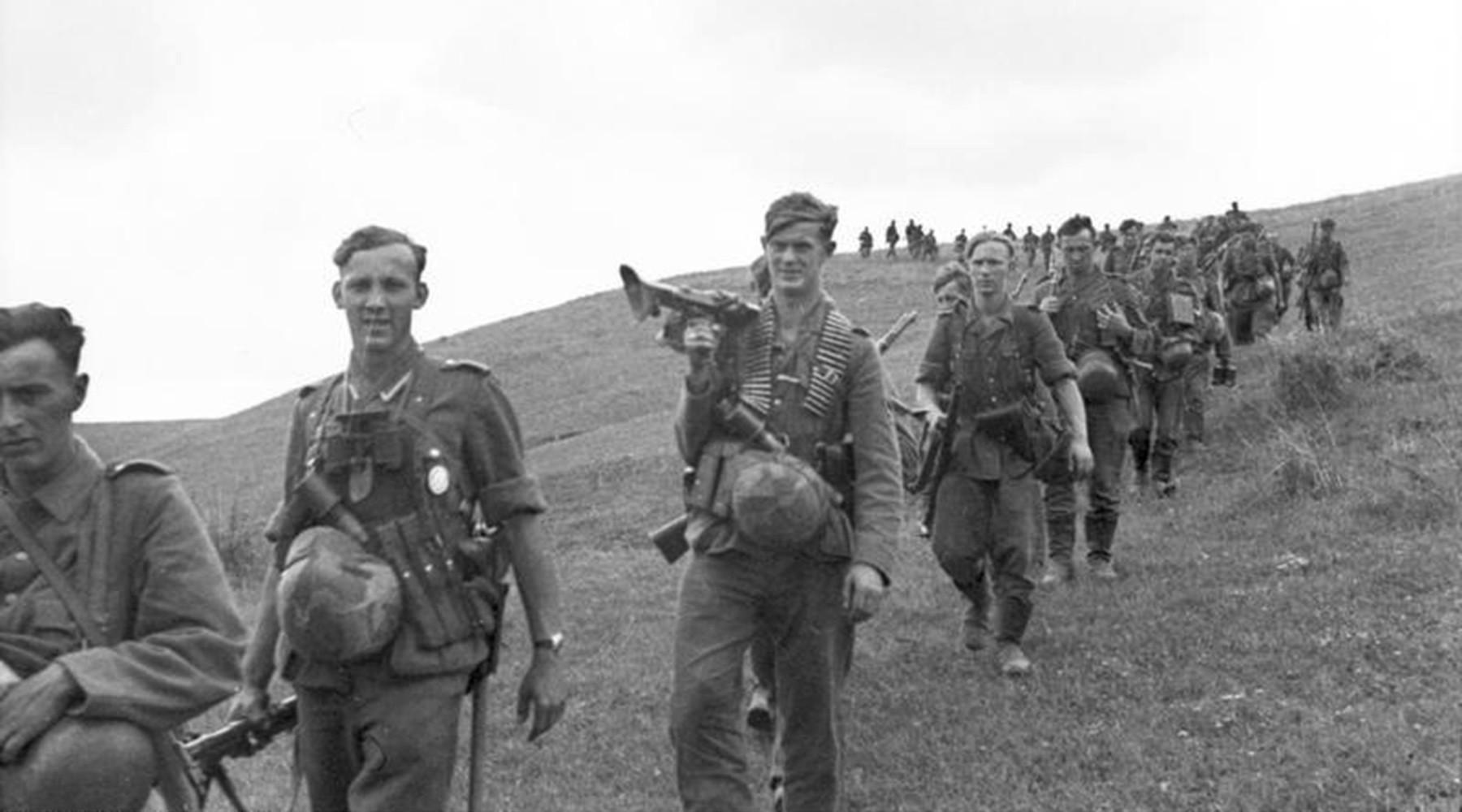 5a6c7528370f2c8d4f8b45db «23 немца были убиты, остальные в панике бежали»: как советский солдат смог в одиночку расправиться с отрядом фашистов