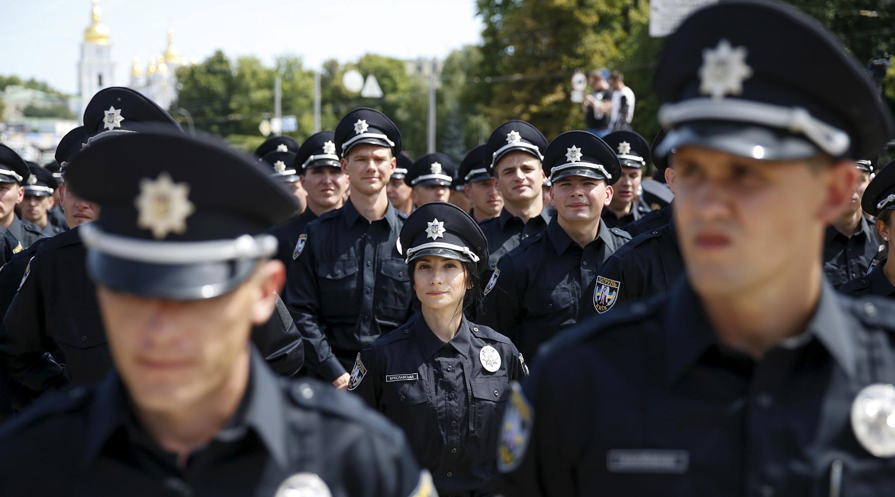 ВКрыму высмеяли планы украинской столицы сделать «дорожную полицию» наполуострове