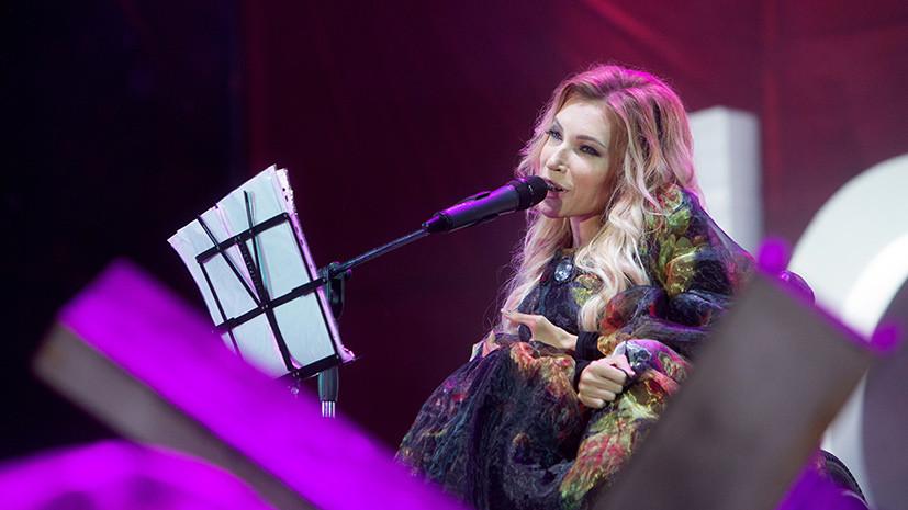 Юлия Самойлова начала подготовку к Евровидению-2018