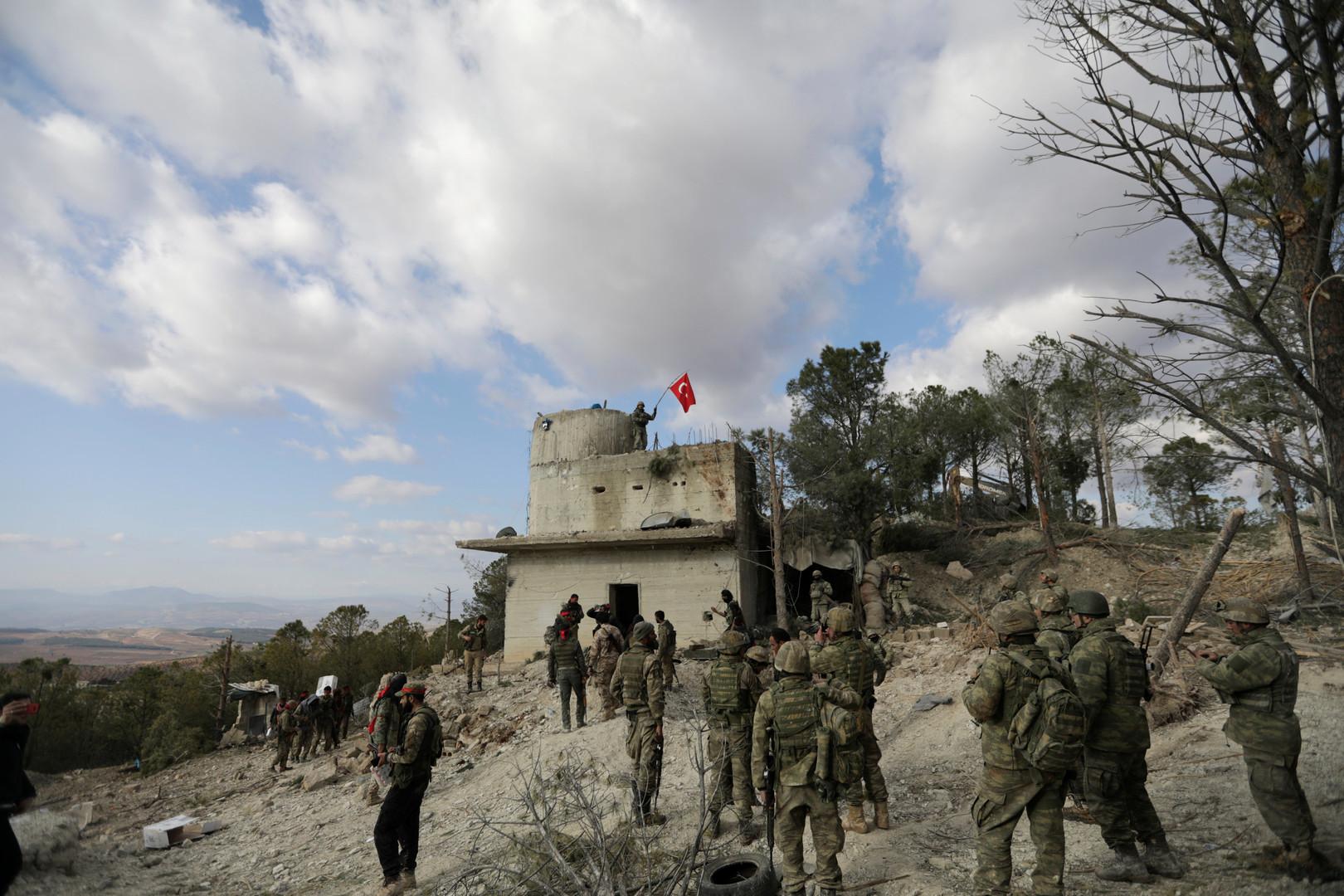 США невыведут войска изсирийского Манбиджа из-за наступления Турции