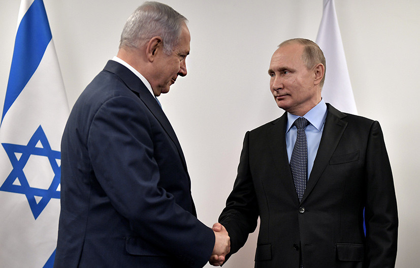 Путин: Необходимо пресекать попытки отрицания холокоста