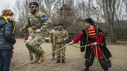Участник «Грузинского национального легиона»