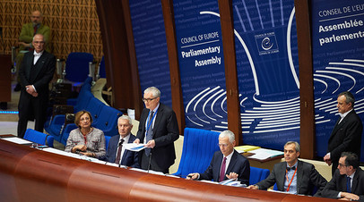 Winter session the Parliamentary Assembly , January 2018  Speech by Michele Nicoletti, President of the Parliamentary Assembly of the Council of Europe.