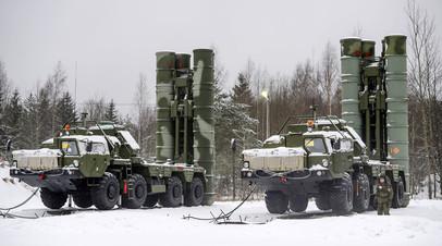 Комплекс С-400 «Триумф»