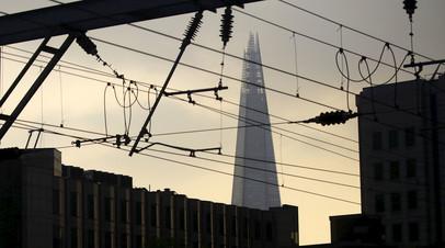 Небоскрёб The Shard в Лондоне