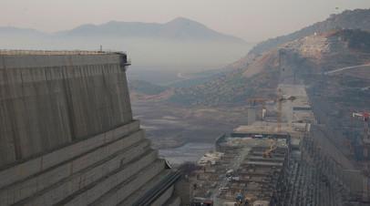 Строительство плотины Хидасэ «Возрождение», Эфиопия