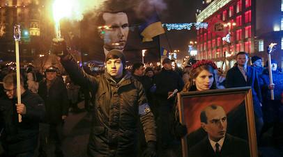 5a6f79fb370f2c93718b45e1 - Идеологическая работа: как симпатия к Бандере мешает трудоустройству украинцев за рубежом