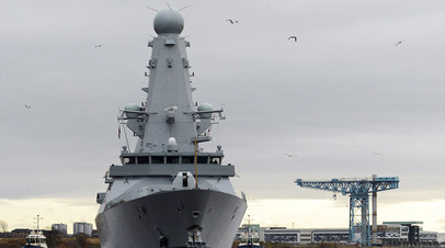 5a71d54e370f2ccf668b45eb - «Накаляют обстановку»: в Чёрное море вошёл второй эсминец ВМС США