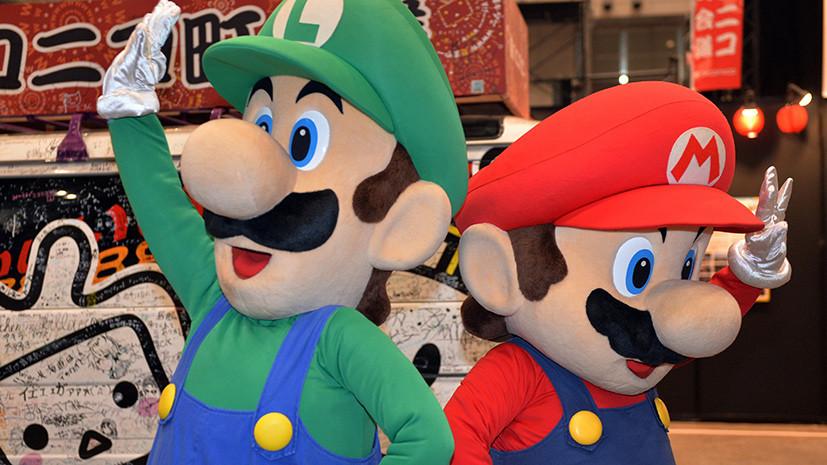 Nintendo объявила о создании фильма про Марио