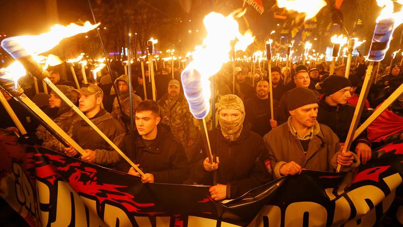 «Унижение украинской нации»: в Киеве отреагировали на польский закон о запрете «бандеровской идеологии»