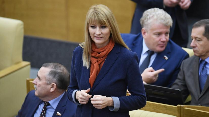 Журова назвала актом человечности корейское движение болельщиков в поддержку российских спортсменов