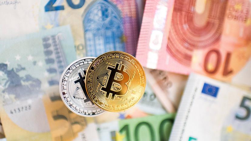 Свободное криптопадение: курс биткоина опустился ниже $8 тысяч