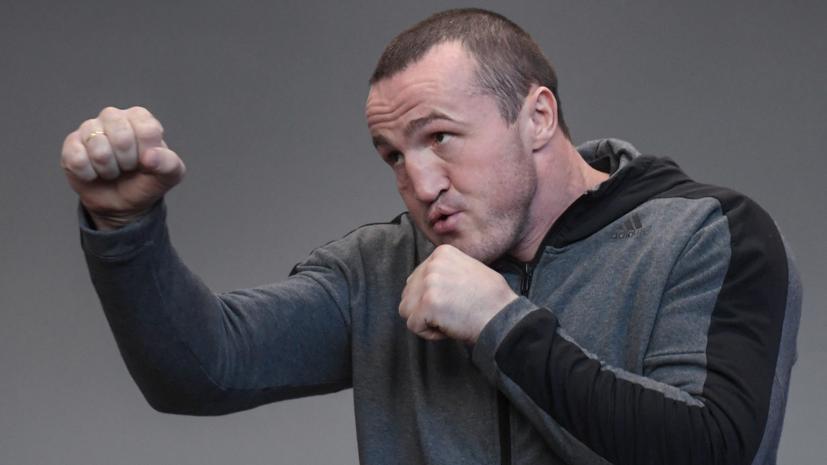 Лебедев хочет сразиться с победителем Всемирной боксёрской суперсерии