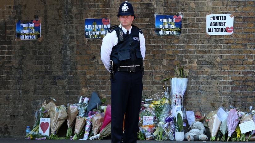 Напавший на людей у парка Финсбери в Лондоне приговорён к пожизненному
