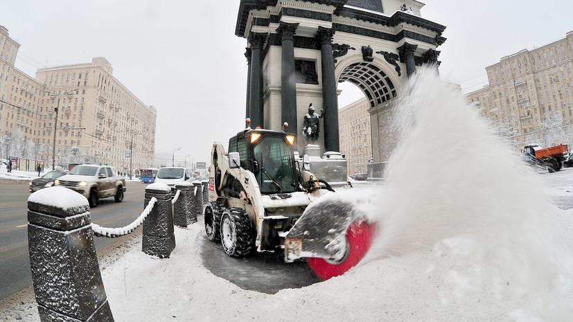 «Самый мощный февральский снегопад за столетие»: какая погода ждёт москвичей в ближайшие дни