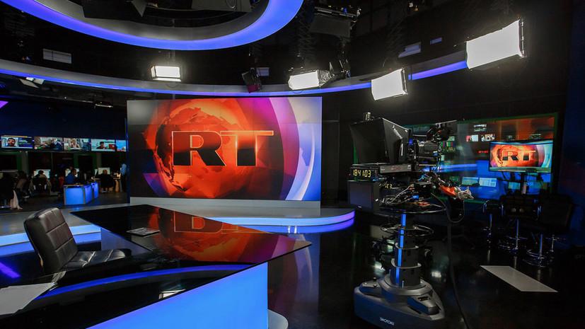 Британский суд запретил преследовавшему корреспондента RT фанату приближаться к ней