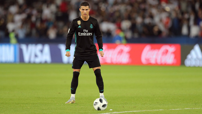 СМИ: «Реал» повысит зарплату Роналду