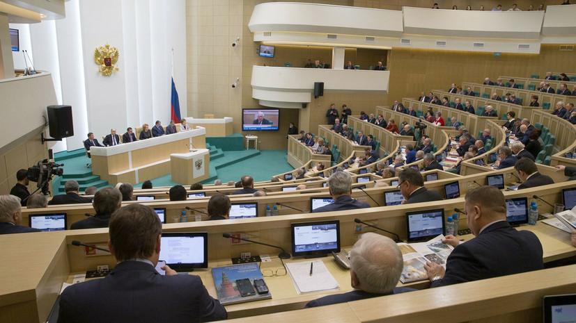В Совфеде рассказали о способности России защитить себя в случае ядерных угроз в Прибалтике