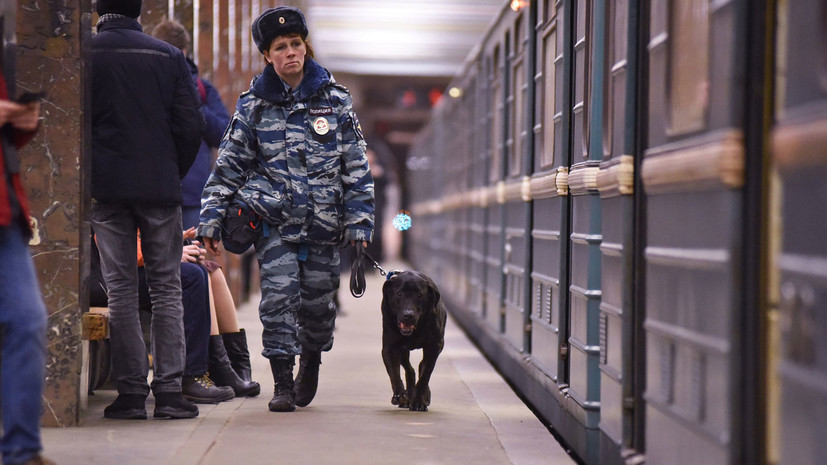СК начал доследственную проверку по факту гибели девушки в московском метро