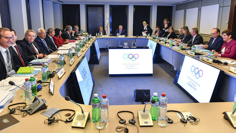 МОК снял временное отстранение с Национального олимпийского комитета Бразилии