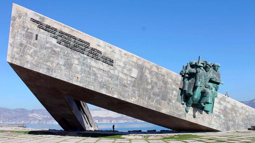 «Горели камни и земля»: чем уникален подвиг советского морского десанта на Малой земле