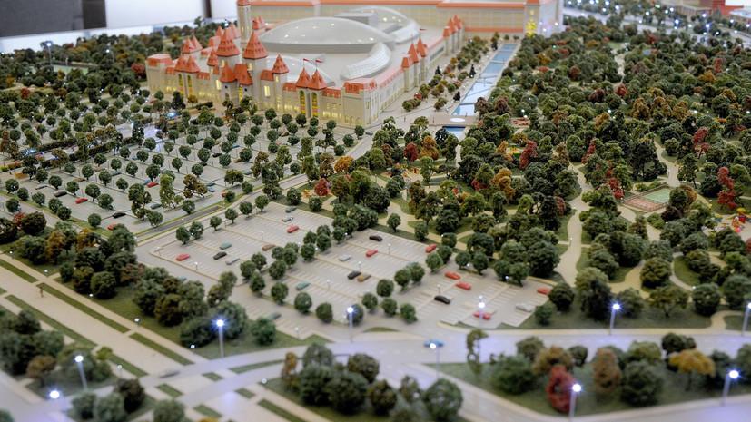 В 2019 году в Москве откроют первый крытый парк в России