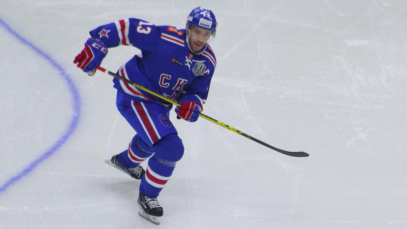 Дацюк назвал матч со «Спартаком» хорошей тренировкой для сборной России