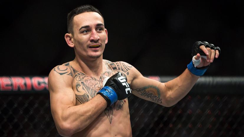 Чемпион UFC готов был отрезать ногу ради боя