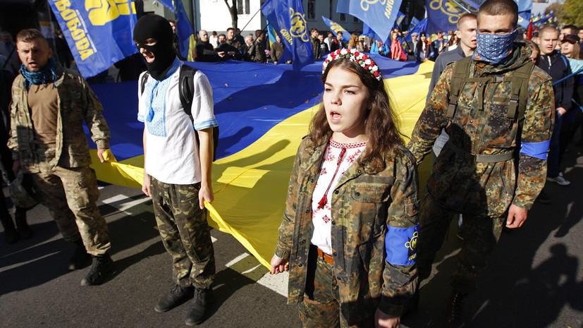 Как Киев пытается возложить на Москву ответственность за свою ссору с Венгрией